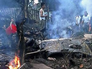 Vietnam'da askeri helikopter düştü: 19 ölü