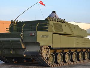 Altay tankının seri üretimi ve füze ihaleleri gündemde