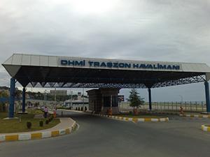 Yılın ilk ayında Trabzon Havalimanı'ndan 4,5 milyon kişi uçtu