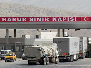 Irak ihracatında büyük bir gerileme yaşanıyor