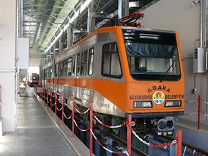 Şaban Baş: 'Adana metrosunu UDH devralmalı'