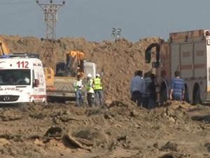 3. Havalimanı inşaatında kaza: 1 kişi kayıp