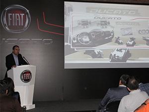 Yeni Fiat Ducato tanıtıldı