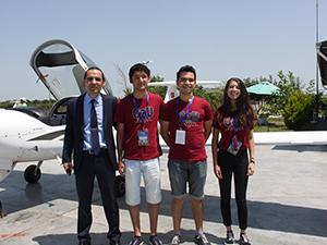 Özyeğin Üniversitesi'nin 'organizasyon' rezaleti