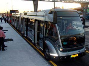 Metrobüsler takip sistemi ile izlenecek