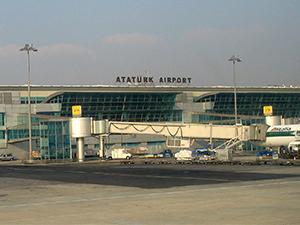 Atatürk Havalimanı Avrupa'da 2'inci sıraya yükseldi