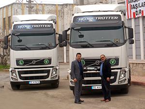 Volvo'dan Furkan Taşımacılık'a teslimat