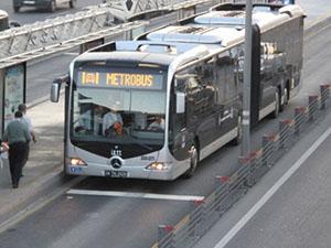 Metrobüs ücretlerine 'yoğunluk' ayarlı müdahale