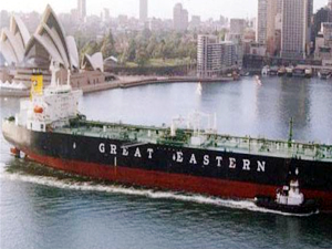 Great Eastern Shipping Jag Wishnu gemisini teslim aldı