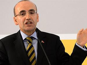 Mehmet Şimşek: 'Otomotiv üretim ve ihracatında sorun bulunmuyor'