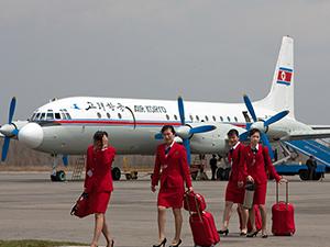 Kuzey Kore yeniden yurtiçi uçak seferlerini başlattı