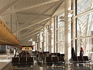 Medine Havalimanı'nın tavanlarını Aspen yapacak
