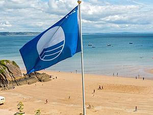 Karadeniz'de mavi bayrak atağına geçildi