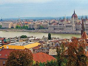 Pegasus Budapeşte'ye ilk uçuşunu gerçekleştirdi