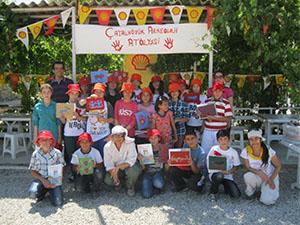 Shell'den çocuklara 'Arkeoloji Yaz Atölyesi'