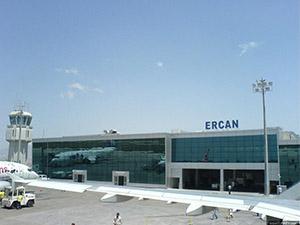 Ercan Havalimanı'na yeni pist yapılacak