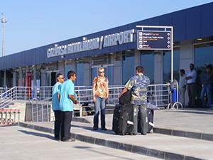 Gazipaşa Havalimanı üç kat daha büyüdü