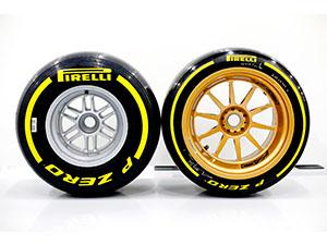 Pirelli, Formula 1 lastiklerini test etti