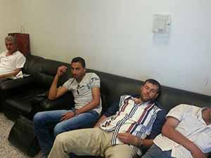 Lübnan'da Türk yolcuların ülkeye girişine engel