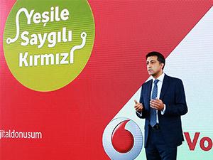 3. Vodafone Paydaş Diyaloğu Çalıştayı yapıldı