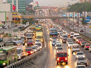 Bayramda toplu ulaşım araçları yüzde 50 indirimli