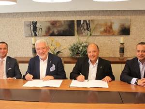 'Yeşil İzmir' için işbirliği için imzalar atıldı