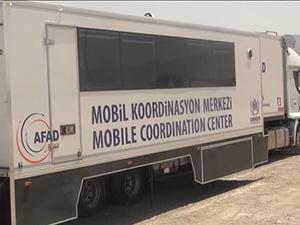 Türkmenler'e yardımları Habur'daki AFAD Merkezi ulaştırıyor