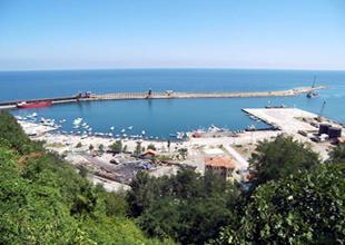 İnebolu Limanı'nda sondaj çalışması başladı