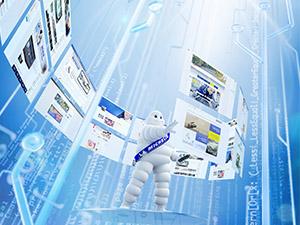 Michelin'in Internet sitesi yenilendi