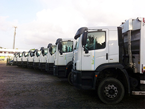Marquise Group, Allison şanzımanlı kamyonları kullanacak
