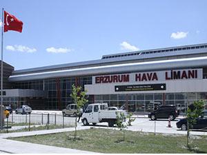 Erzurum Havalimanı'nın en'leri açıklandı