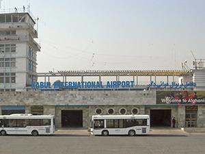 Kabil'de NATO Havalimanı'na saldırı: 4 ölü