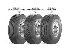 Michelin X Multi T ağır vasıta lastiği yollarda