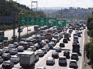 Bayramda araç yoğunluğu 10 kat artacak