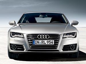Audi'den, A7 Sportback serisine yeni model
