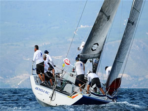 Olympos Regatta yelken yarışlarının galibi Arcora oldu