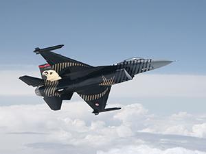 Eğitim uçuşu yapan F-16'lara Yunan jetlerinden taciz