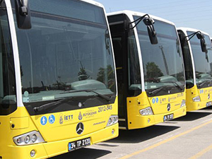 İETT, Yüksek Hızlı Tren için entegre edilecek otobüs hatlarını belirledi