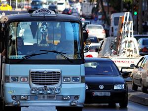 Minibüs ve otomobillerin oturma yeri sayıları değişti