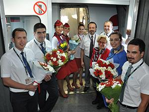 Atlasjet, Kuveyt uçuşlarına başladı