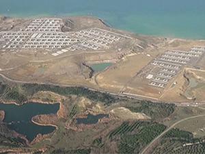 3. Havalimanı inşaatının göletleri kuruttuğu iddia edildi