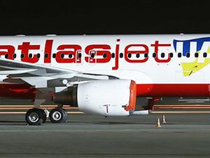 Atlasjet Ukrayna'nın eylülde uçması öngörülüyor