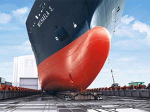 Haziran 2014'de 226 adet yeni inşa gemi siparişi verildi