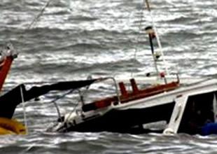 İskoçya'da balıkçı teknesi battı, balıkçılar kurtarıldı