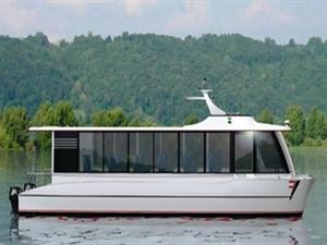 Eğirdir'de eletkrikli gezi tekneleri turizmin hizmetinde olacak