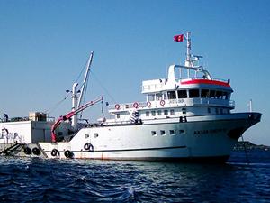 Filodan ayrılan gemilere 129 milyon lira