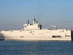 Rusya, Mistral tipi savaş gemilerini kendi inşa edecek