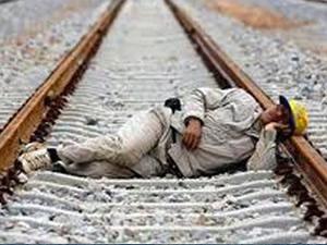 İspanya'da demiryolu işçileri greve gitti