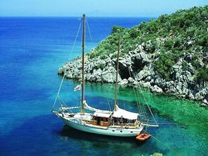 Marmaris'teki tekne turlarına 'yoğun' ilgi