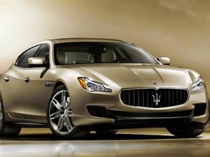 Maserati'den Quattroporte